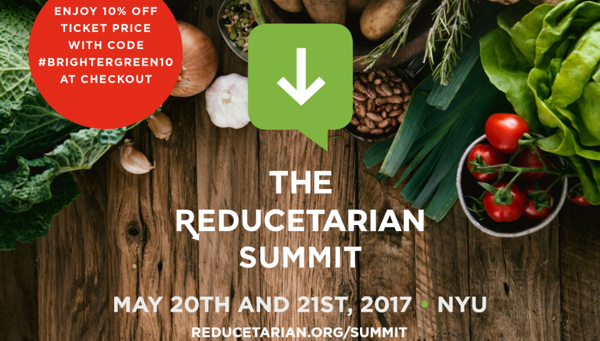 Vegans and Omnivores Unite to Strategize at Reducetarian Summit in NYC, May 20-21