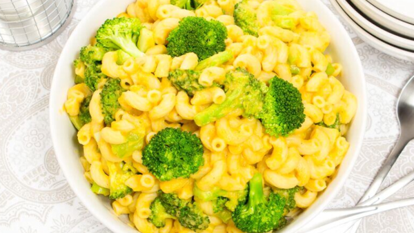 Vegan Recipe: Velvety Mac & Cheese