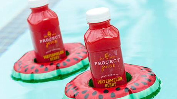 Project Juice Celebrates Summer with Best-Selling Watermelon Berry