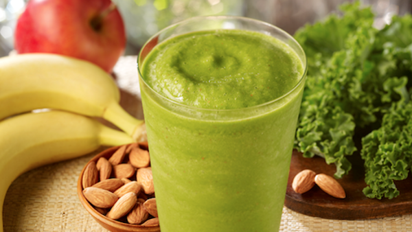 Recipe for Mango Season: Vegan Mango Kale Smoothie