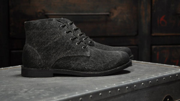 Hound & Hammer Releases Men's Vegan Boot