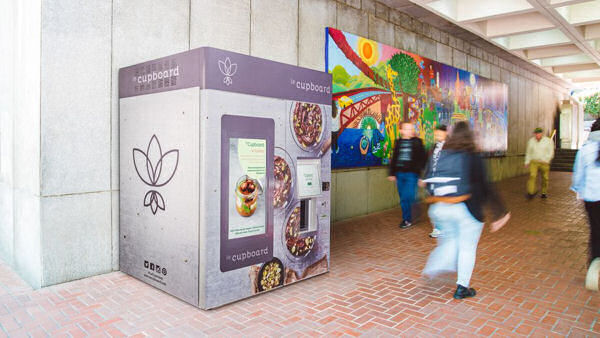 lecupboard vending machine