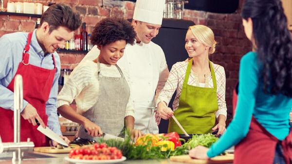 Aramark Launches New Plant-Based Culinary Training