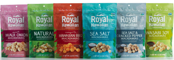 Royal Hawaiian Orchards Macadamias