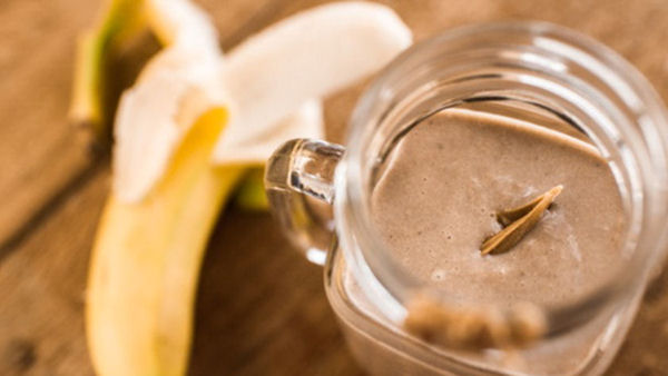 Recipe: Peanut Butter Cup Smoothie