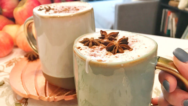 Recipe: Pumpkin Spice PureNourish Smoothie