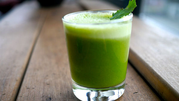 All Green Powerhouse Juice
