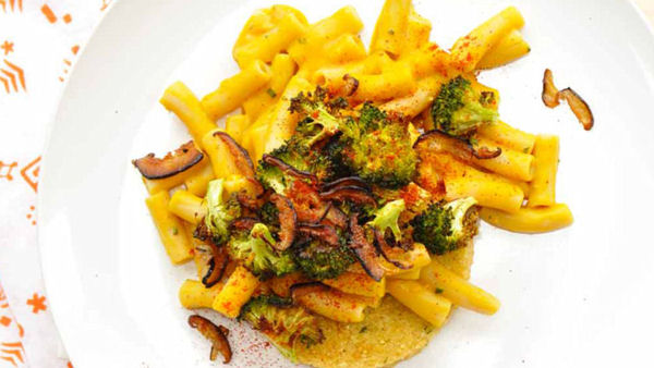 Vegan Recipe: World's Best Pumpkin Penne