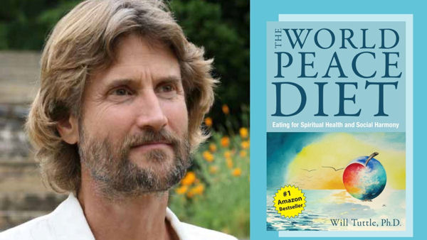 Healing Our World: A Deeper Look at The Plant-Based Diet with Dr. Will Tuttle