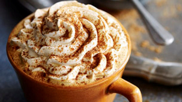 Vegan Recipe: The Best Pumpkin Latte