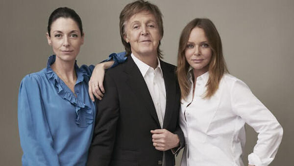 Paul McCartney & Family's New Meat-Free Monday Video