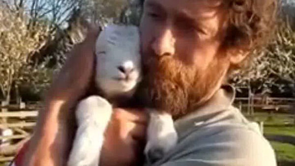 Video: Humans & Animals Sharing the Love