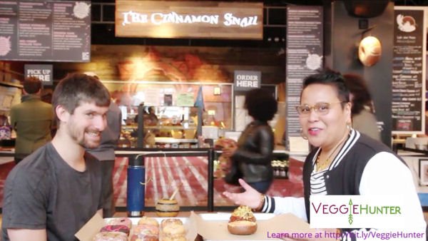Veggie Hunter Video Series Tracks Down Best Vegan Dishes Across the US