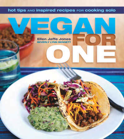 Vegan for One book cover