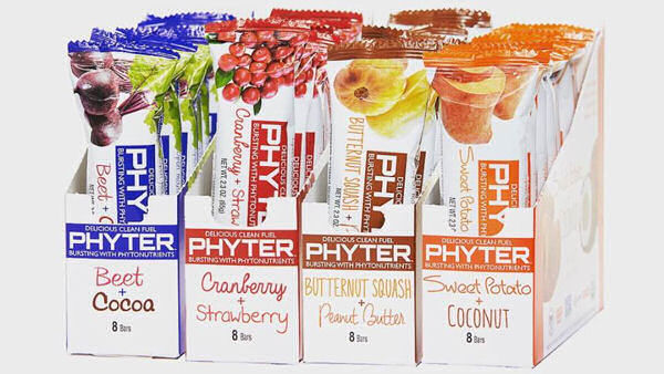 Phyter Bars: The First Veggie-based Nutrition Bars