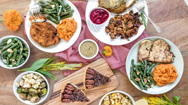 Plant-Based Holiday Entertaining Made Easy