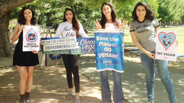 People for the Elimination of Animal Cruelty through Education at UC Davis
