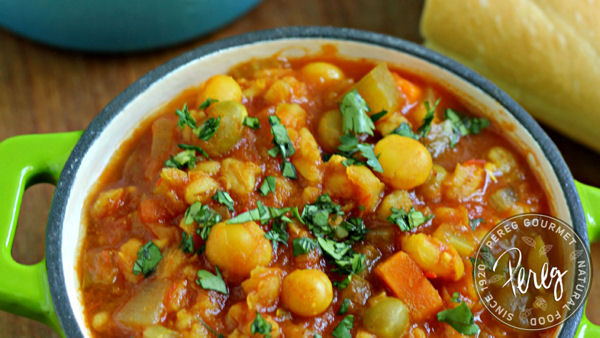 Vegan Soup and Stew Recipes from Pereg Natural Foods