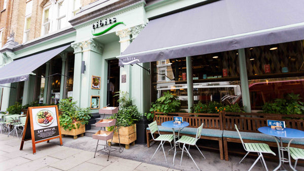 Celebrate Veganuary at Tibits London